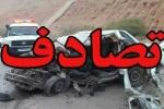 جاده های لالی همچنان قربانی می گیرد/ ۴ کشته و زخمی در حادثه واژگونی خودرو