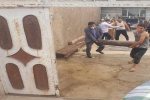 با ورود علی اسکندری مرد همیشه در صحنه مسجدسلیمان مشکل کپسول اکسیژن بیمارستان ۲۲ بهمن حل شد