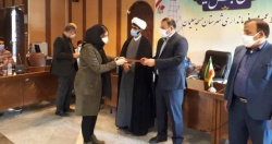 فرماندار مسجدسلیمان: رشد قبولی دانش آموزان در رشته های پزشکی نوید روزهای سرشار از طراوت و علم آموزی را در شهرستان نشان می دهد + تصاویر