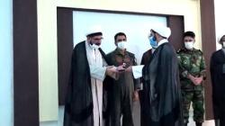 مراسم تکریم و معارفه روسای قدیم و جدید عقیدتی سیاسی پایگاه دوم هوانیروز مسجدسلیمان برگزار شد