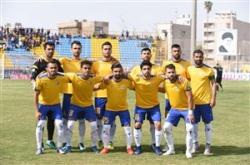 جریمه ۲۰ درصدی بازیکنان و کادر فنی نفت  مسجدسلیمان