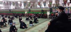 نماینده ولی فقیه در خوزستان: رعایت دستورالعمل های بهداشتی در مراسم عزاداری امام حسین باید الگویی برای سایر جلسات باشد+تصاویر