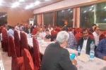 برگزاری ضیافت افطار خانواده شهدای مسجدسلیمانی مقیم شهرستان اهواز