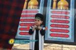 آئین کتل همراه با رونمایی از مافگه و یادمان امام حسین (ع) برگزار شد +تصاویر