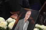 آئین نکوداشت چهلمین روز درگذشت اسوه صلابت و دانایی استاد قباد باقری در مسجدسلیمان برگزار شد