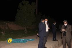 با تصویب شورای تامین شهرستان و برای مقابله با شیوع ویروس کرونا از ورود مسافران غیر خوزستانی جلوگیری می شود + تصاویر