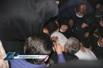 گزارش پایگاه خبری رویش زاگرس از آیین تشییع و خاکسپاری پیکر مطهر شهید روزعلی ایزدیان + تصاویر