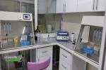 بخش مولکولی آزمایشگاه پاتوبیولوژی مهر و تشخیص کرونا با تجهیزات پیشرفته توسط بخش خصوصی در مسجدسلیمان افتتاح شد