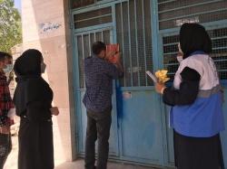 ۱۰ واحد صنفی متخلف از مصوبات ستاد کرونا در شهرستان مسجدسلیمان پلمپ شدند