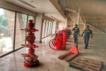 جانمایی موقت اشیای تاریخی در موزه نفت مسجدسلیمان