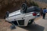یک کشته و دو زخمی بر اثر تصادف خودرو پراید با یک تریلر در دو راهی لالی