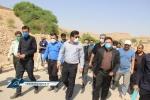 دادستان مسجدسلیمان به واگذاری زمینی در منطقه بازار چشمه علی جنب زمین ارتش ورود کرد
