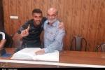 قرارداد بازیکنان نفت مسجدسلیمان ثبت شد+ تصاویر