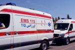 حادثه رانندگی در جاده مسجدسلیمان - هفتکل پنج مصدوم بر جا گذاشت