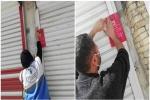 دو واحد صنفی و یک بانک به دلیل عدم رعایت پروتکل های بهداشتی در مسجدسلیمان پلمب و دو واحد صنفی نیز مورد تشویق قرار گرفت + تصاویر