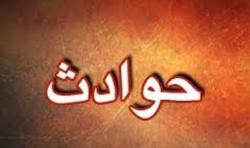 مصدوم حاصل واژگونی پراید در محور مسجدسلیمان – لالی