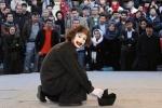 نمایش خیابانی عروس چاه به نویسندگی و کارگردانی علی قاضی به رویداد ملی خیابانی تئاتر ایران راه یافت