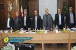 جلسه بررسی مشکلات فضاهای آموزشی شهرهای مسجدسلیمان، اندیکا، لالی و هفتکل برگزار شد