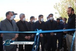 افتتاح و کلنگ زنی چند طرح و پروژه در مسجدسلیمان در سومین روز از هفته دولت+تصاویر