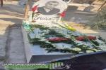 جمعی از اعضای انجمن خبرنگاران و مطبوعات مسجدسلیمان با حضور بر مزار زنده یاد بهروز صالحی یاد ایشان را گرامی داشتند+ تصاویر