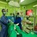 انجام جراحی pccl جراحی سنگ مثانه از طریق برش کوچک پوستی برای اولین بار در مسجدسلیمان