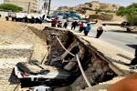 سقوط یک دستگاه پراید از پل شهید داریوش محمدی + تصاویر