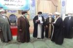 مراسم تکریم و معارفه امام جمعه مسجدسلیمان برگزار شد+ تصاویر