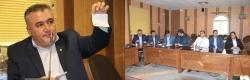 با حضور تیم ویزه استانداری روند مربوط به انتخاب شهردار، همچنین انتخاب رئیس شورای شهر بررسی شد