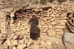 بر اثر زلزله صبح امروز اندیکا ۴۰۰ مسکن روستایی به صورت ۱۰۰ درصد تخریب شدند