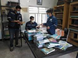 انتقال یکهزار و پانصد جلد کتاب به کتابخانه موزه نفت مسجدسلیمان