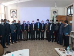 مدیرعامل جدید سد و نیروگاه شهید عباسپور معرفی شد