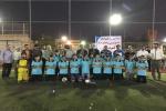 جشنواره توزیع جام قهرمانی و اهداء جوایز باشگاههای فوتبال شهرستان مسجدسلیمان در سال۹۶/۹۷ + تصاویر