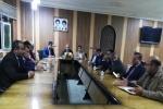 جلسه شورای هماهنگی مدیریت بحران شهرستان برگزار شد