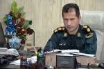 دستبند پلیس بر دستان سارق مسلح در مسجدسلیمان