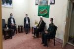جلسه هماهنگی تشکیل قرارگاه رزمایش همدلی و کمک مومنانه برگزار شد