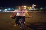 حسین عالی محمدی مرحله دهم سفر خود را به یاد درگذشتگان ورزشکار مسجدسلیمان طی کرد   ✔مرحله یازدهم از سنندج به کرمانشاه به نام کارگران شهرداری