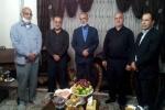تقدیر هیئت رئیسه دانشگاه آزاد مسجدسلیمان از استاد دانشگاه، جانباز و رزمنده ۸ سال دفاع مقدس