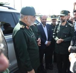 فرمانده سپاه مسجدسلیمان فرمانده برتر کشوری در فعالیت جهادی