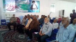 گردهمایی سالیانه رزمندگان گردان حضرت سلمان (ع) در مسجدسلیمان برگزار شد+ تصاویر