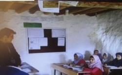 بارندگی های اخیر ۶۶ مدرسه در اندیکا را خطر آفرین کرده است / نیاز به ۱۵۰ کانکس در آموزش و پرورش اندیکا