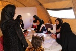 ۵۴۳ نفر در لالی زیرپوشش طرح درمان اضطراری قرار گرفتند