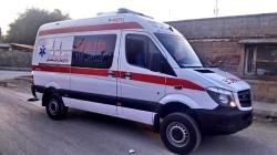 تحویل دو دستگاه آمبولانس ۳۱۵ بنز به اورژانس ۱۱۵مسجدسلیمان و هفتکل