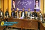 اولین جلسه شورای اداری سال ۹۷ در مسجدسلیمان + تصاویر