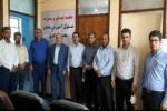 زمانپور رئیس آموزش و پرورش عشایر شهرستان اندیکا شد