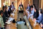 برگزاری جلسه ستاد بازآفرینی شهری شهرستان مسجدسلیمان