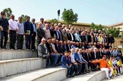 دومین گردهمآیی نوروزی پیشکسوتان ورزش مسجدسلیمان با حضور بیش از یکصد تن از افتخارآفرینان ۵ دهه ورزش مسجدسلیمان برگزار شد+ تصاویر