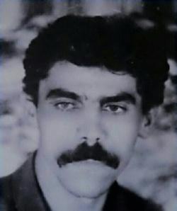 مادر شهید اصغر احمدپور به فرزند شهیدش پیوست