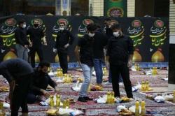 توزیع بیش از یکصد میلیون تومان بسته های معیشتی توسط هیئت امنا و جوانان گروه جهادی مسجد حضرت علی بن ابیطالب (ع)