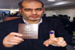 نام اسماعیل جلیلی در میان کاندیداهای حوزه مسجدسلیمان نیست