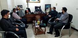 اعضاء هیئت رئیسه و رئیس کانون مداحان مسجدسلیمان انتخاب شدند